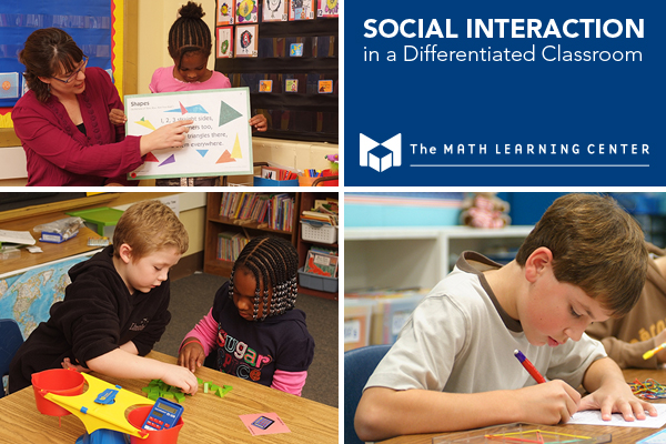 Social Interaction in a Differentiated Classroom