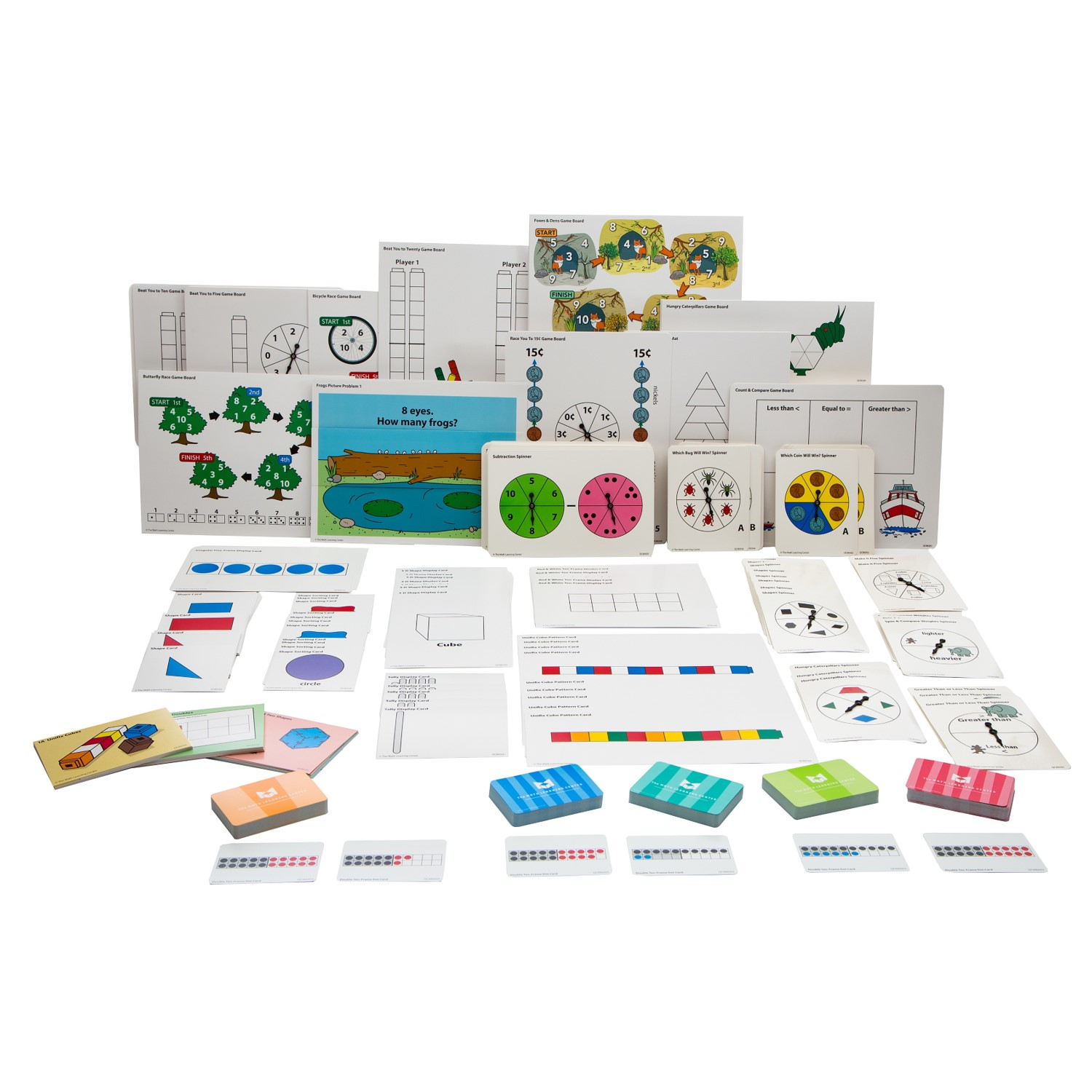 Kindergarten Games & Activities