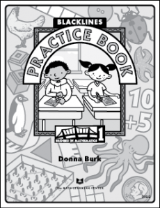 Practice Books, Grades K-5 | The Math Learning Center