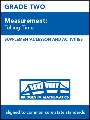 Lessons & Activities, Grade 2   The Math Learning Center