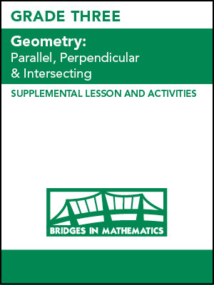Lessons & Activities, Grade 3 | The Math Learning Center