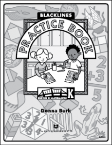 Practice Books, Grades K–5 | The Math Learning Center