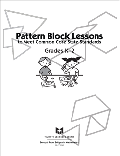 Pattern Block Lessons (Grades K–2)