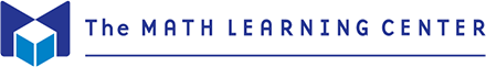 Math Learning Center logo
